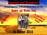Country- und Westernparty