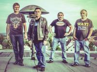 The Clunkers, Bluesrock mit Herzblut